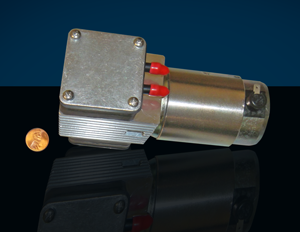 Miniature pumps aci medical to assist with product development and our design laboratory and machine shop can rapidly produce virtually any type of diaphragm pump prototype ccuart Choice Image